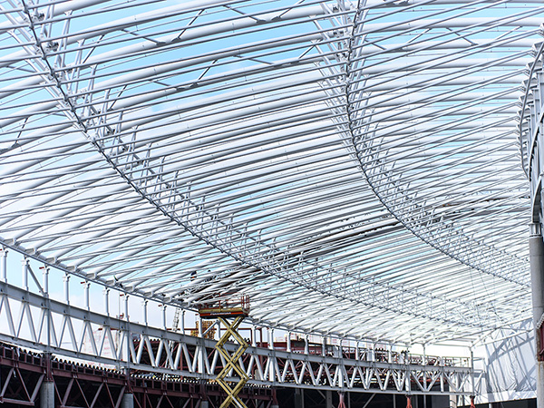 Best Projects Implemented with the Usage of Steel Structures Have